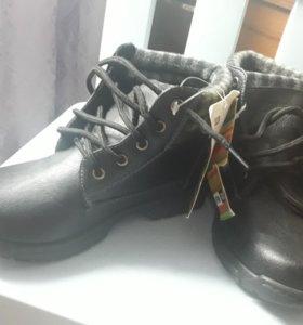 Новые ботинки р32