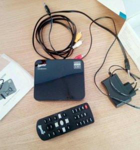 Цифровой HD мультимедиаплеер( видео, фото, музыка)