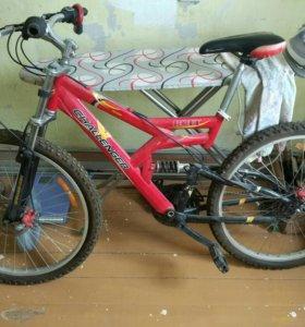 Горный велосипед Челленджер