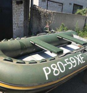 Лодка ПВХ 395