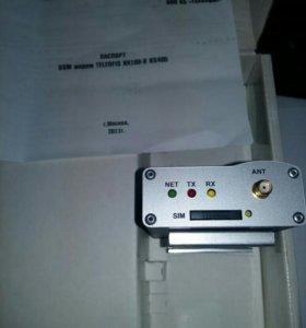 GSM модем Teleofis RX108-R RS485
