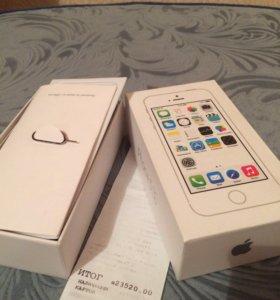 iPhone 5s 16гигов
