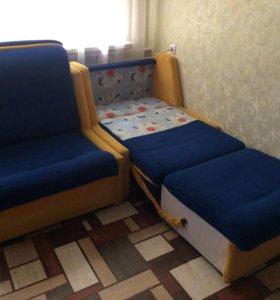 Кресло- кровать 2 шт