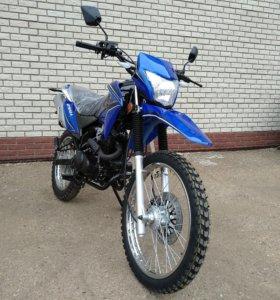 НОВЫЙ мотоцикл OFF ROAD-4