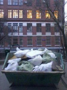 Вывоз мусора (Зил)