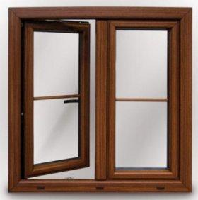 Окна и двери ПВХ с открыванием наружу