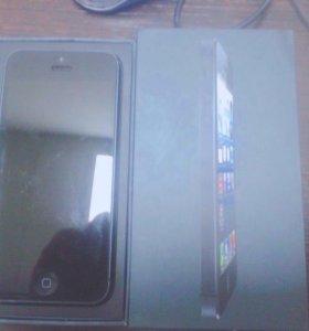 Продам iPhone 5 на 32гб