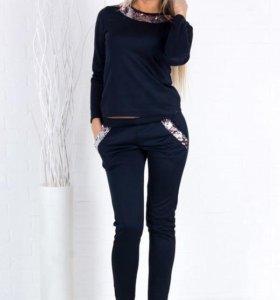 Костюм штаны (брюки) + кофта новый