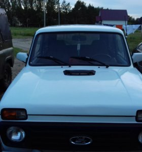 ВАЗ (Lada) 4x4, 1994