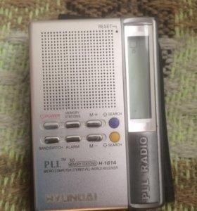 Радиоприёмник Hyundai