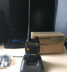 Продам радиостанцию baofeng uv-5r