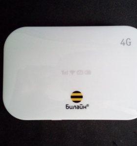 "4G/Wi-Fi-роутер ""Билайн"""