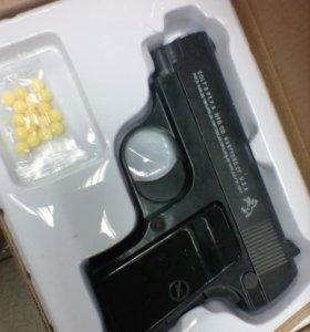 Пистолет жилезный