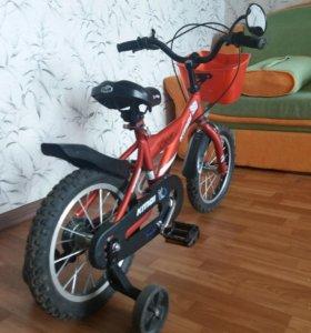Велосипед детский б/у .торга нет.