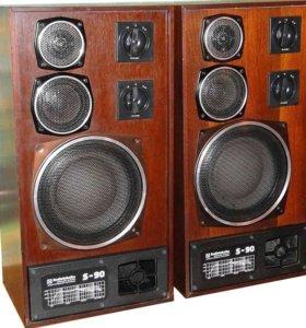 акустические колонки S-90