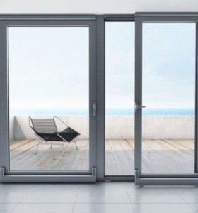 Окна,балконы,двери пластиковые