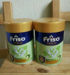 Friso Gold 2 (2 шт. НОВЫЕ)