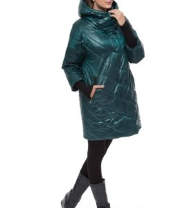 Стильная зимняя куртка новая