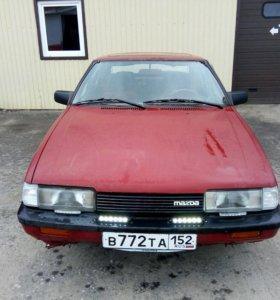 Mazda 626, 1986