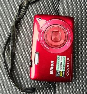 Фотоаппарат nikon coolpix 16 мегапикселей
