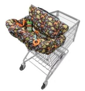 Матрас -вставка для тележки супермаркета infantino