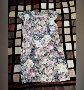 Платье летние с желеткой