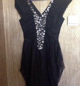 Новое женское платье WAGON PARIS