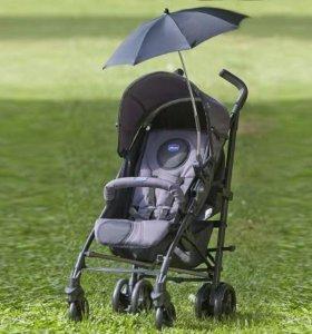 Новый зонт на коляску