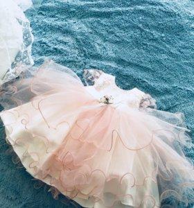 Платье на выписку