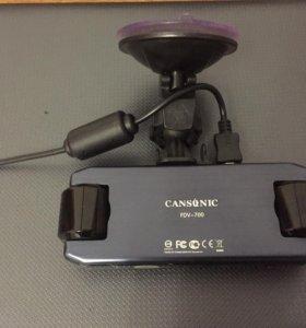 Видеорегистратор Cansonik FDV-700