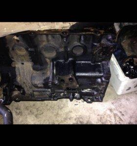 Блок двигателя D4BH