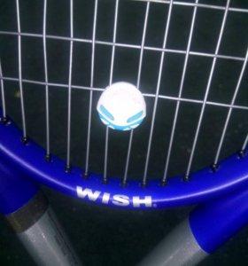 Рокетка для тенниса (хорошая) стоила 15 к