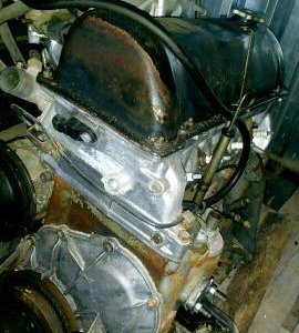двигатель инжектор 1.7