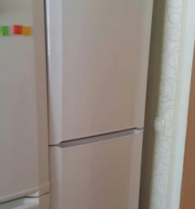 2х метровый Холодильник беко