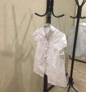Блузки белые 3 шт. Цена за все три штуки