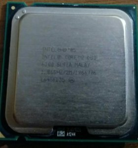 Процессор intel core 2 quad