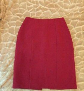 Продам юбку с завышенной талией incity