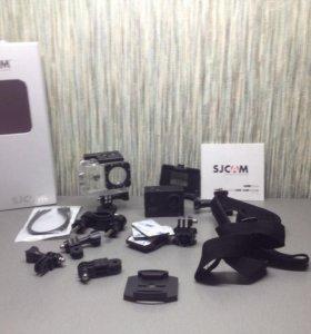 Экшн Камера SJcam SJ4000 чёрный