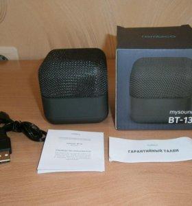 Bluetooth колонка Rombica Mysound BT-13 новая