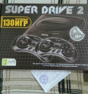 Sega Super Drive (130-in-1)
