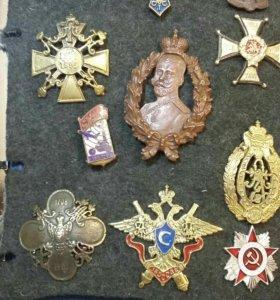Копии орденов медалей наград