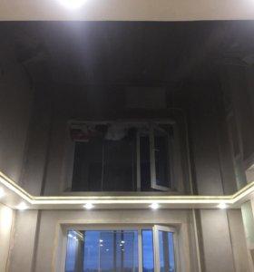 Натяжные потолки без посредников