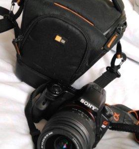 Камера Sony модель SLT-A 37