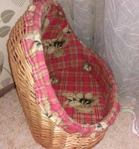 Лежак для кошки,маленькой собачки -НОВЫЙ