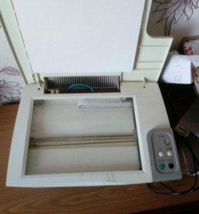 Сканер\принтер