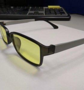 Очки для компьютера новые