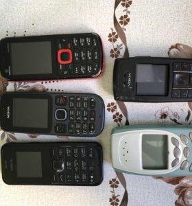 Раритет телефоны