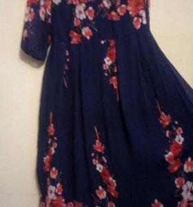 Шикарное платье в пол 😍🤗