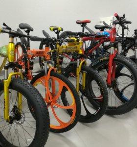 Велосипед магазин