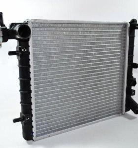 Радиатор охлаждения hyundai Accent (99) MT
